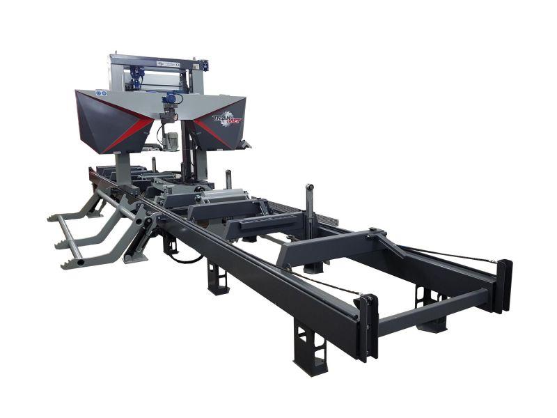 Trak taśmowy TTS-800/60 pilarka taśmowa