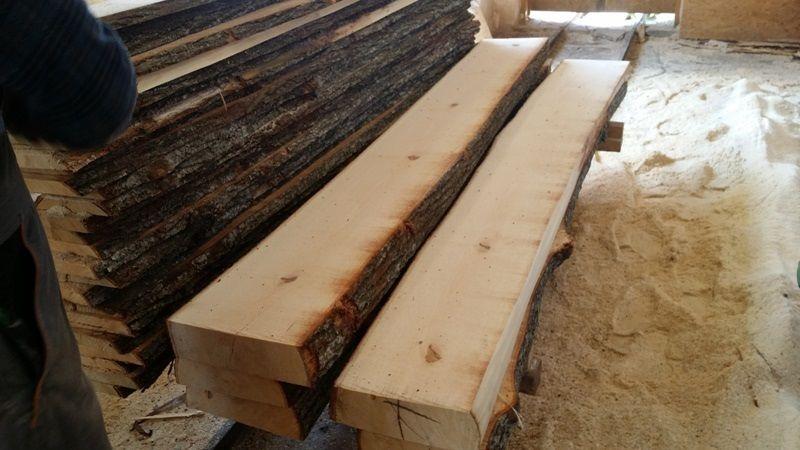 Kupię usługę przetarcia drewna